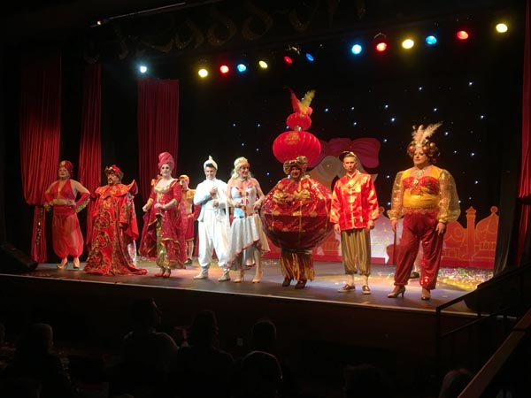 REVIEW: A LADD IN – The Alternative Panto
