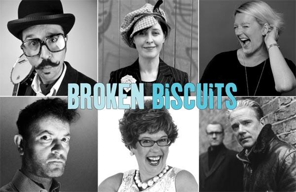 PREVIEW: Broken Biscuits at Komedia