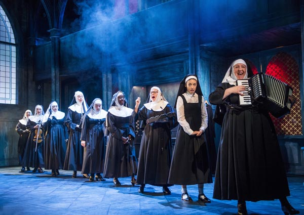 REVIEW: Sister Act @ Brighton Centre