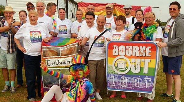 First Pride for Eastbourne
