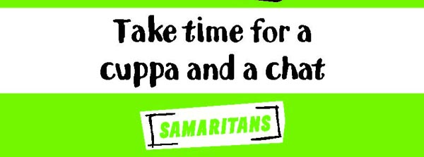 Samaritans say forget Blue Monday, have a 'Brew Monday'
