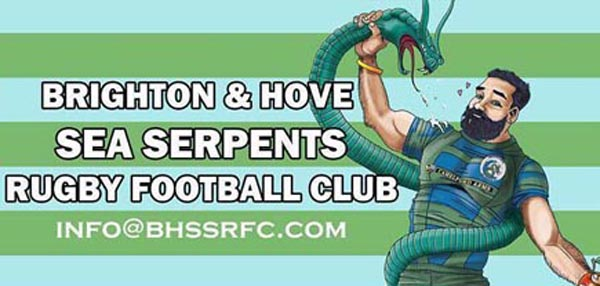 Want to play for a gay rugby team in Brighton?