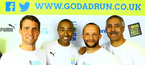 Run for your favourite charity at the 'Go Dad Run' on June 25
