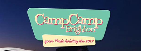 BRIGHTON PRIDE: Campsite prices frozen at 2015 rates for early birds