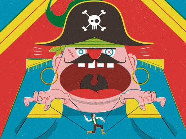 REVIEW: Pirates of Penzance @ ENO