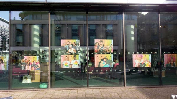 LGBT HISTORY MONTH: 'Smiles Matter' at Jubilee Library