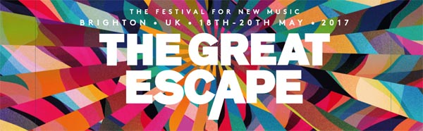 100 new artists for The Great Escape