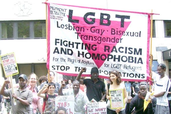 Gay Nigerian asylum seeker needs your help