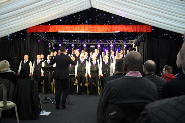 REVIEW: Brighton Gay Men's Chorus Tribute Concert for Pablo