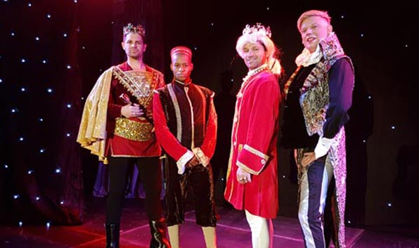 REVIEW: Sleeping Beauty and a little prick at the Old Ship