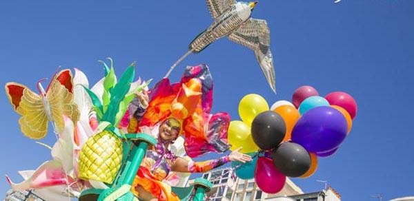 Gatwick Airport sponsors Brighton Pride Community Parade