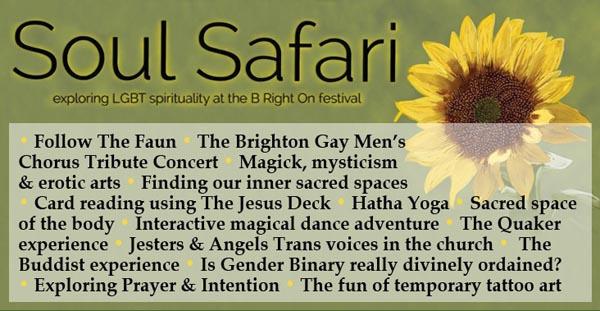 B RIGHT ON LGBT Festival: Soul Safari 3