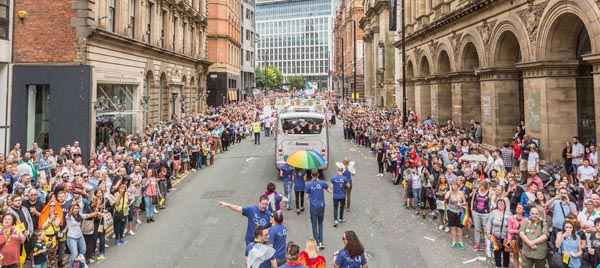 Manchester Pride supports local LGBT projects with community grants