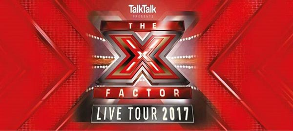 Win a pair of tickets for the X Factor show at Brighton Centre