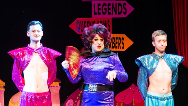 Total raised by Alternative Panto for LGBT Community Safety Forum climbs to £3,814.07