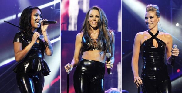Liberty X supports Manchester Pride