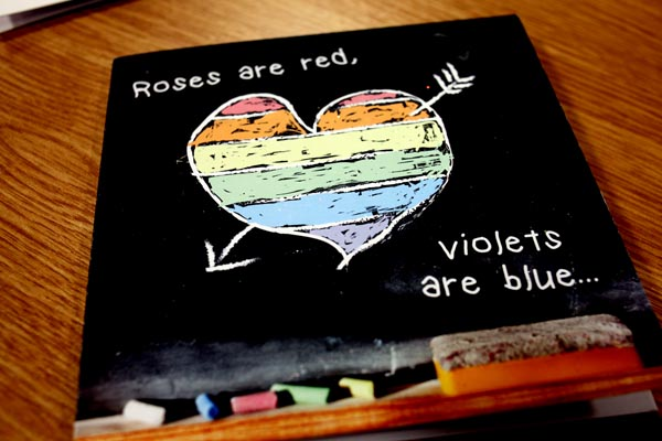 MP's swamped with Valentine's cards in support of sex and relationship education