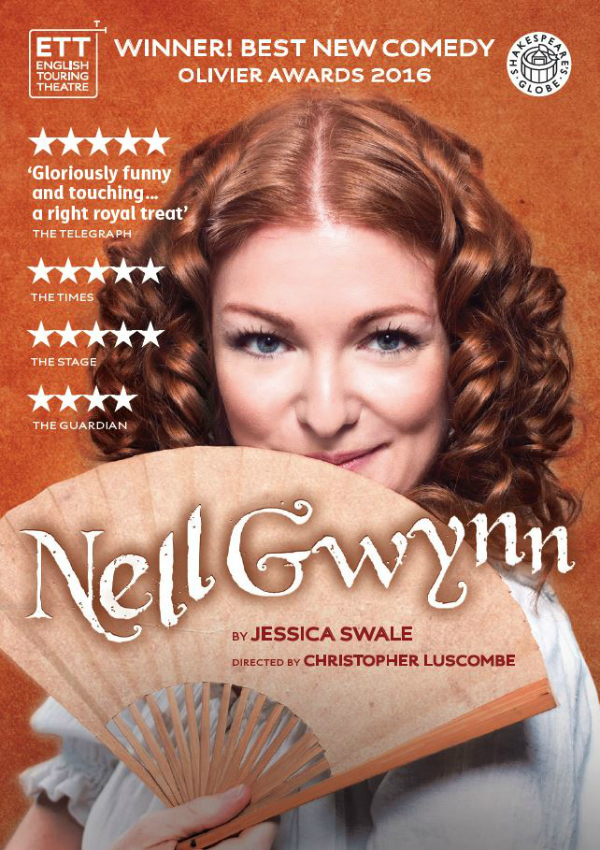 REVIEW: Nell Gwyn: Theatre Royal