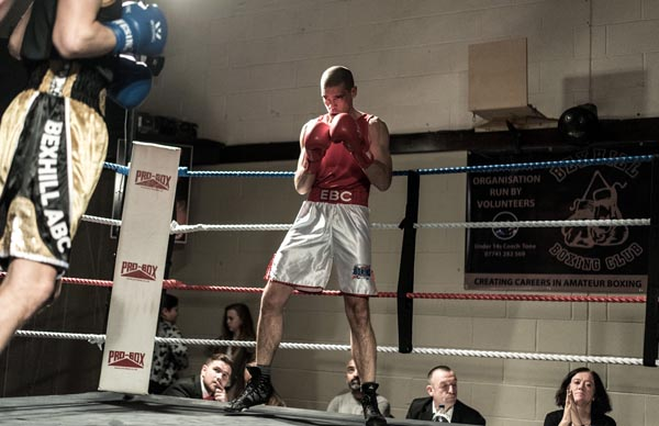 Boxing for all –  free classes in Eastbourne