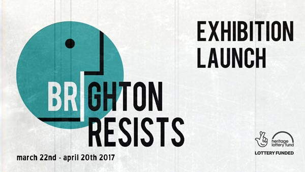 PREVIEW: Brighton Resists: snapshots of LGBTQ+ activism in our city