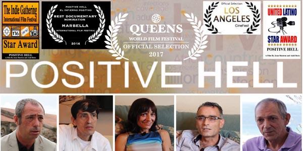 Controversial HIV film takes award at New York film festival
