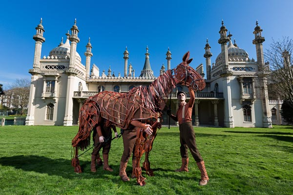 Preview: War Horse at the Brighton Centre