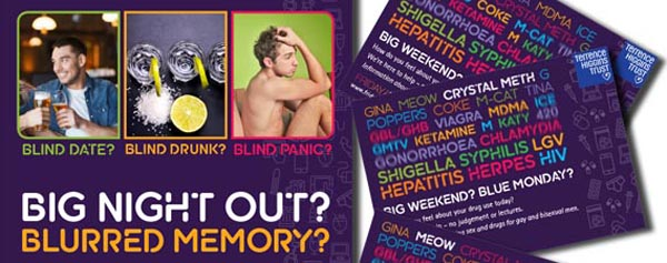 New campaign from THT for gay and bisexual men
