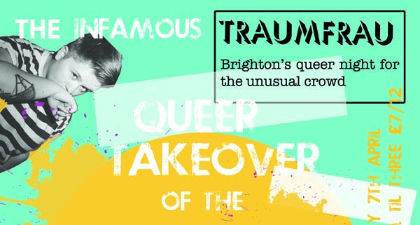 PREVIEW: Traumfrau: ACCA: The Infamous Queer Takeover