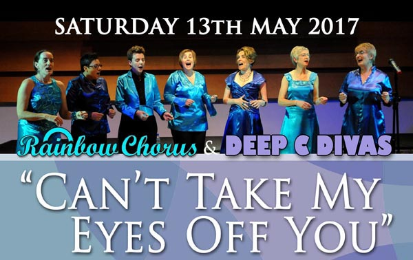 PREVIEW: 'Can't Take My Eyes Off You' with the Rainbow Chorus