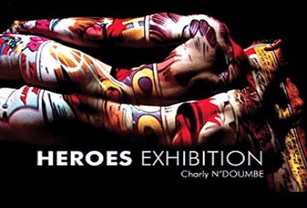BRIGHTON FRINGE PREVIEW: Heroes Exhibition