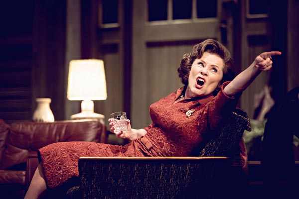 REVIEW: Who's afraid of Virginia Woolf@Harold Pinter Theatre, London