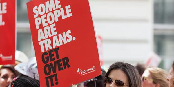 'A Vision for Change' from Stonewall