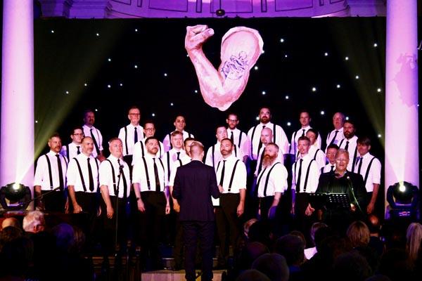 REVIEW: Actually Gay Men's Chorus – Bring on the Men@St Andrews Church
