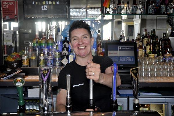 Bar Girl Profile: Lou Foley @Bar Revenge