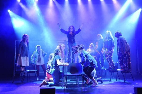 REVIEW: Bad Girls the Musical@The Old Market