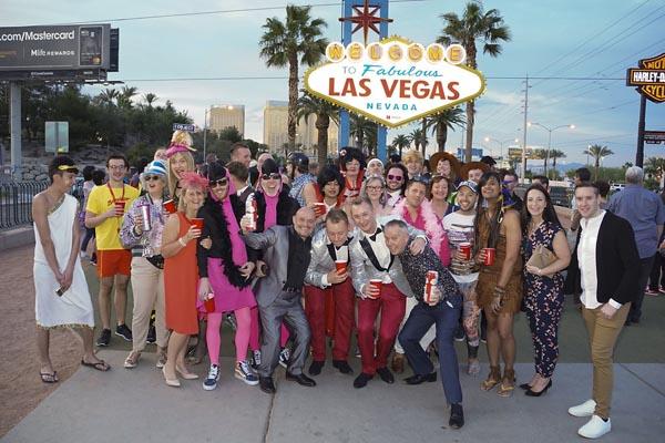 Brighton couple marry in Las Vegas