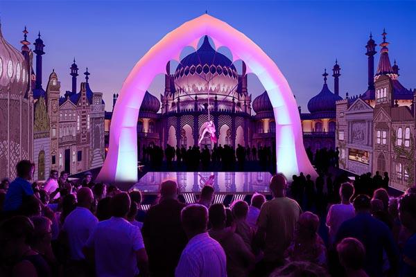 BRIGHTON FRINGE PREVIEW: Shiny Town @ Royal Pavilion