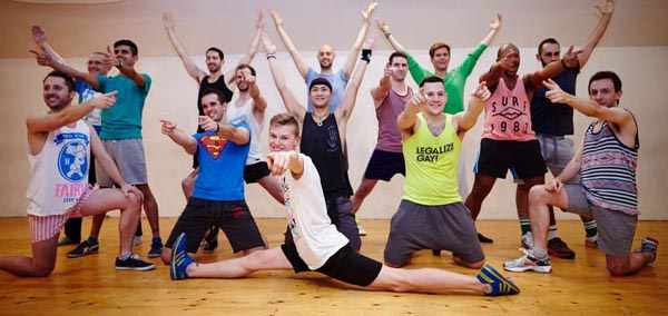 Learn to Dance in Brighton with Gay Men's Dance Company