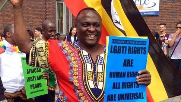 LGBT+ Catholics support gay Ugandan facing deportation
