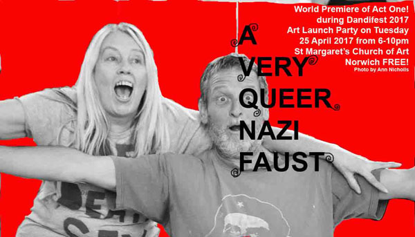 PREVIEW: A Very Queer Nazi Faust @ Dandifest