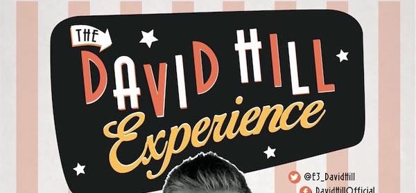 David Hill Experience to raise funds for Sussex Beacon