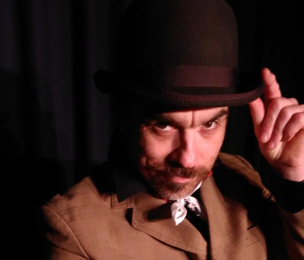 BRIGHTON FRINGE PREVIEW: SpokeEasy by Jozede Scrivener @ Sweet Dukebox