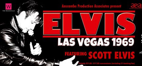 PREVIEW: ELVIS Las Vegas 1969 at The Woodville in Gravesend
