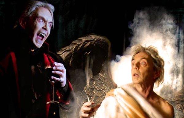 BRIGHTON FRINGE PREVIEW: Angel to Vampire! by Nigel Osner