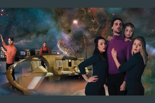 BRIGHTON FRINGE REVIEW: The Starship Osiris @Komedia Studio