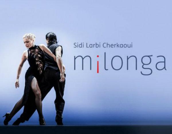 BRIGHTON FESTIVAL REVIEW: m¡longa: Sidi Larbi Cherkaoui