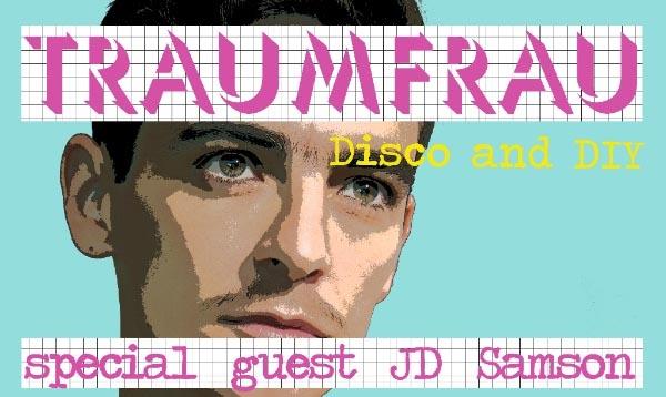 PREVIEW: Traumfrau Disco and DIY @Komedia