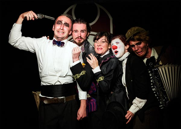 BRIGHTON FRINGE PREVIEW: The greatest liar in all the world @ The Warren Main House