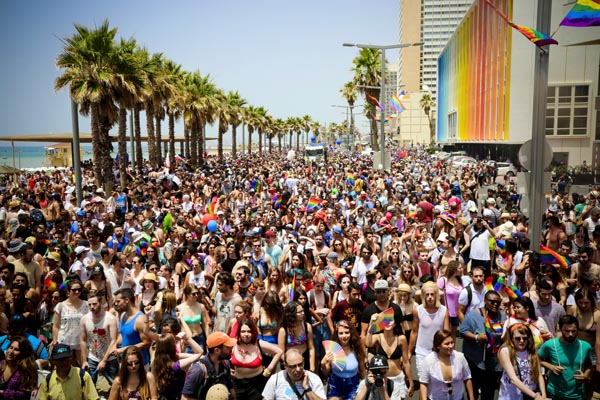 Tel Aviv to host the world's first bisexuality themed Pride parade