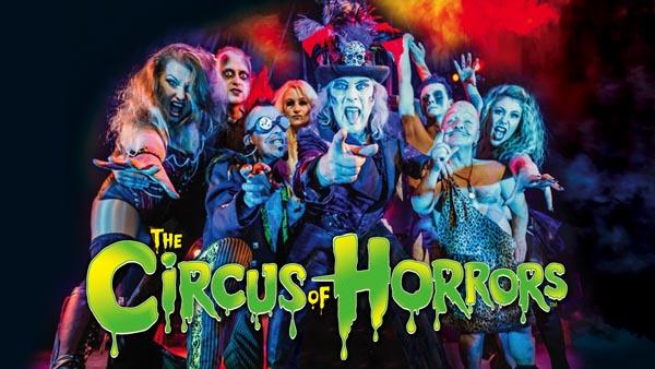 BRIGHTON FRINGE PREVIEW: The Circus of Horrors @Preston Park